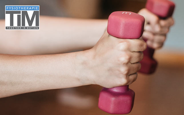 Portfolio MevrouwdeVries - TIM Fysiotherapie